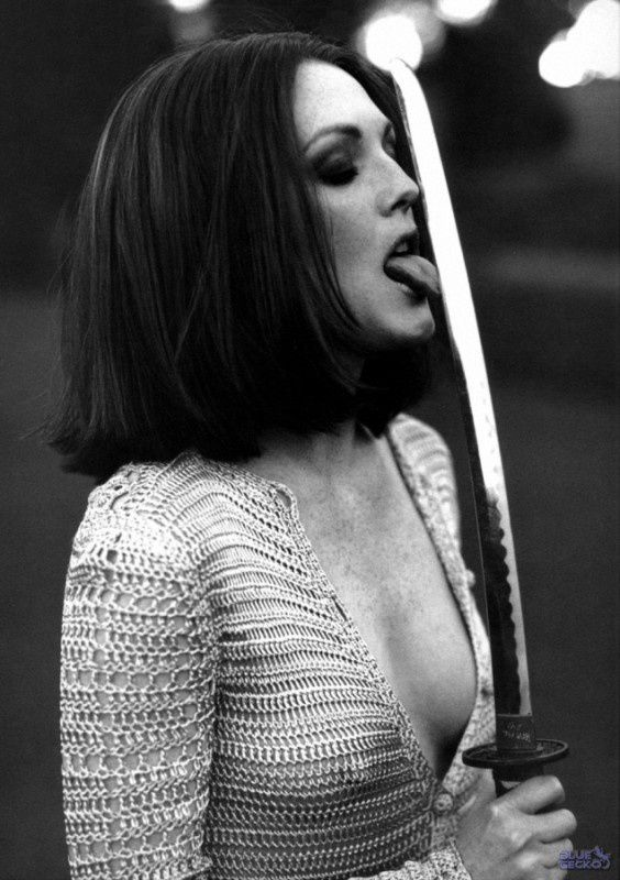 41. Julianne Moore.