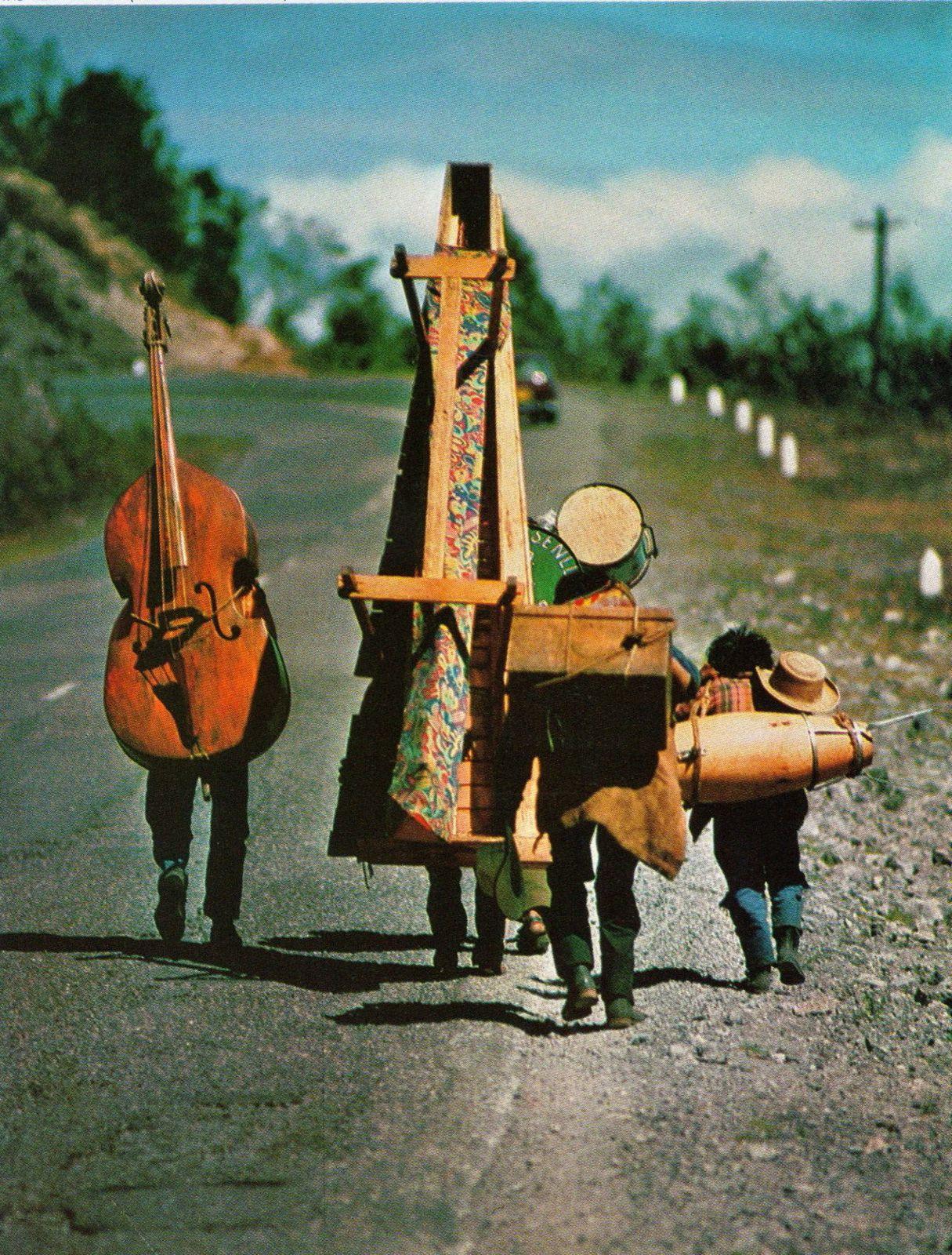 Enfants musiciens (Mexico)
