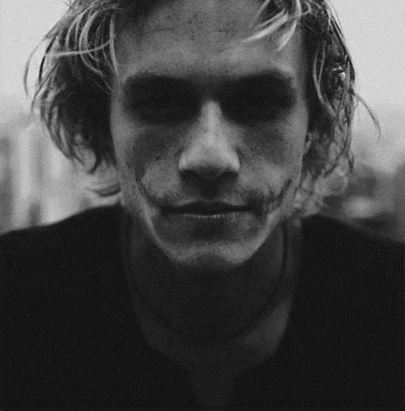 15. Heath Ledger