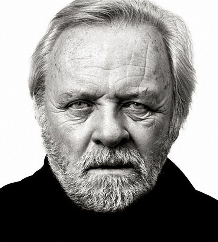 26. Anthony Hopkins