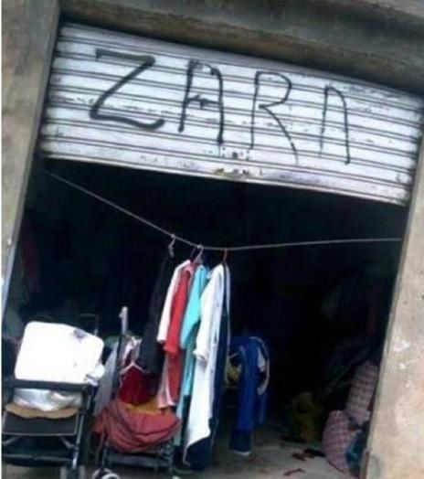 Magasin ZARA