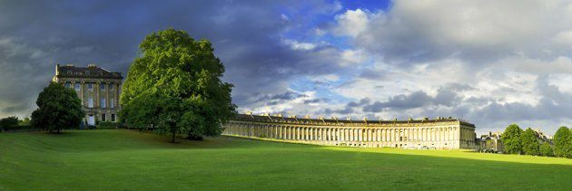 The Royal Crescent, Bath - Alex Hare