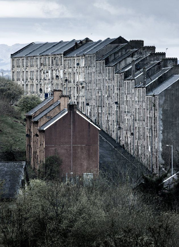 """Condemned"", Glasgow, Inverclyde, Ecosse - Simon Butterworth"