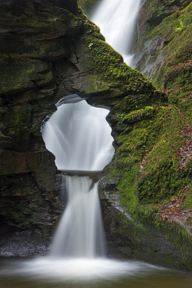 """Merlin's Well"", St Nectan's Glen, Cornwall - Adam Burton"