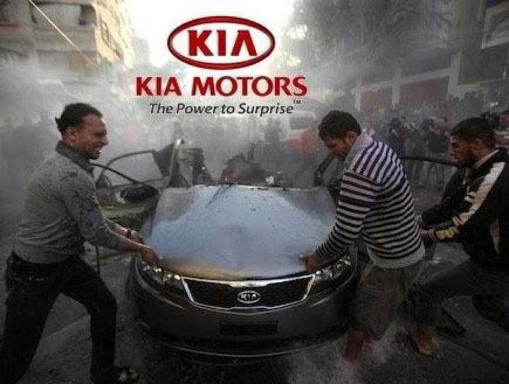 KIA Motors, the power of surprise
