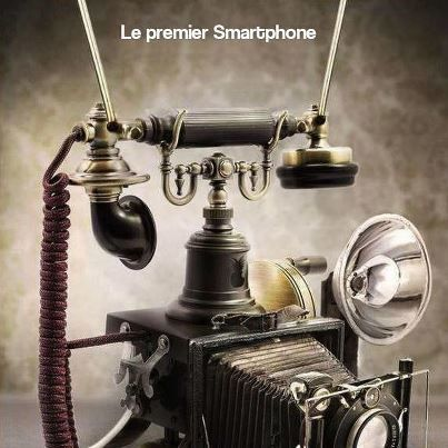 Le premier Smartphone