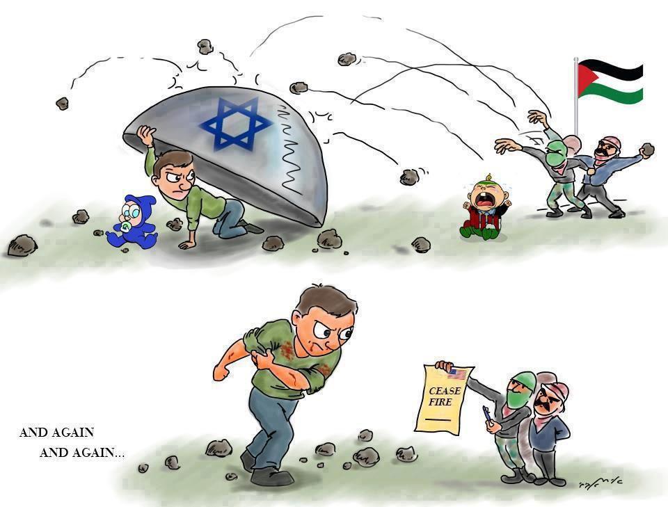 Des mouvements palestiniens prêts à une trève