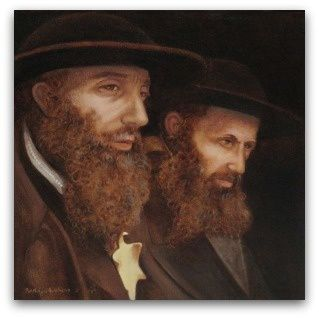 A rabbi in Auschwitz to his son: humans can live three weeks without food, three days without water, but only three minutes without hope.