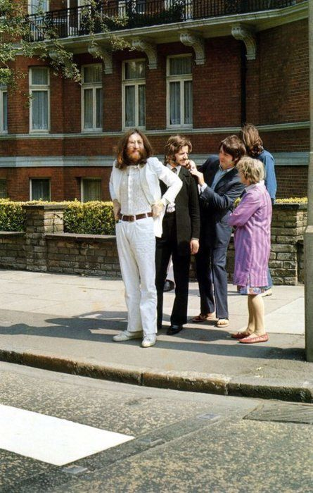 Abbey Road (Making off)