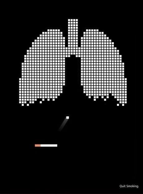 Publicité Anti Tabac
