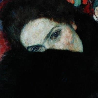 Lady With a Muff (Gustav Klimt)
