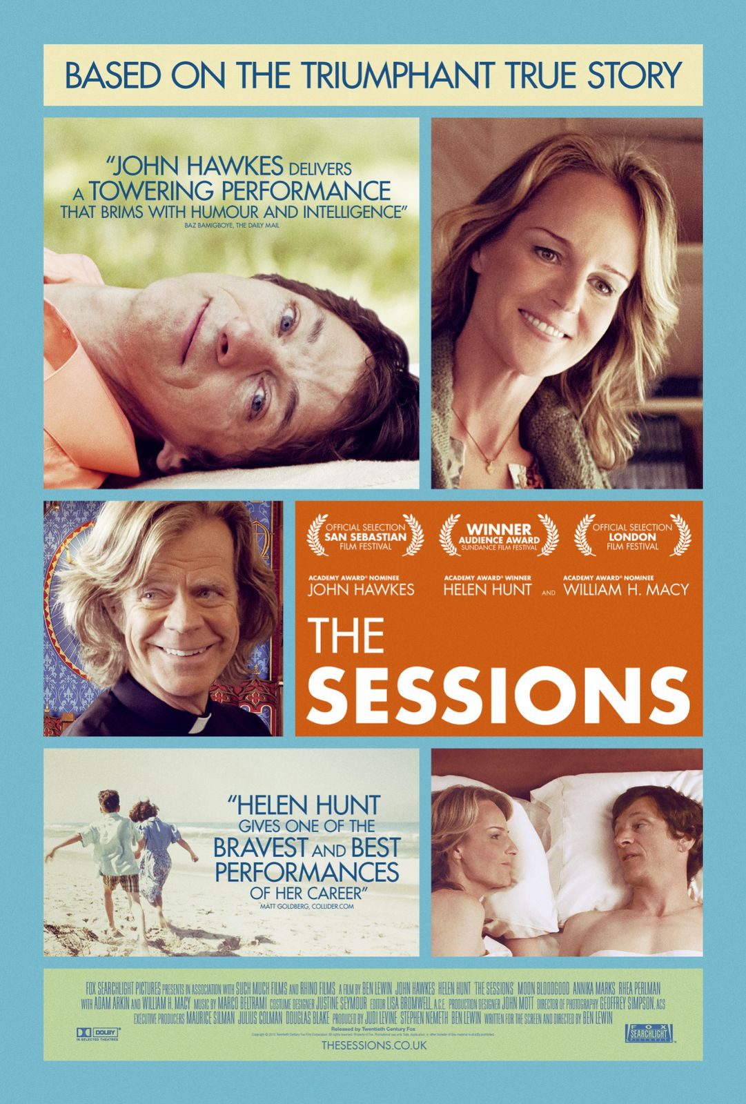 The sessions (VF et VO)