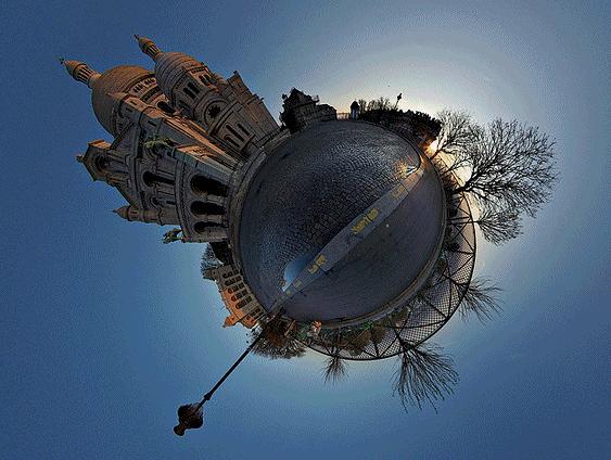 A quoi ressemble votre planète ? (9 photos)