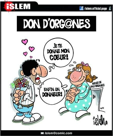 Dons d'organes
