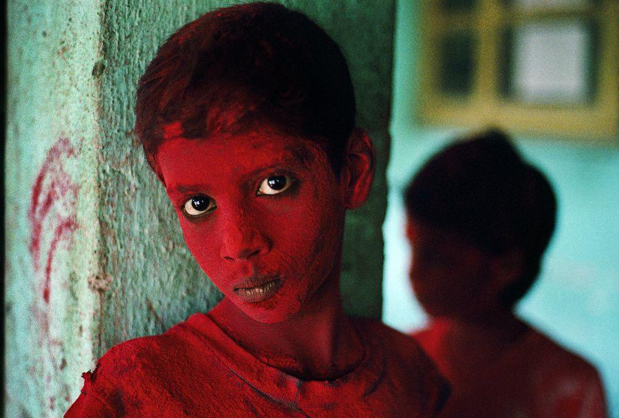 L'éloquence des yeux (15 Portraits de Steve McCurry)