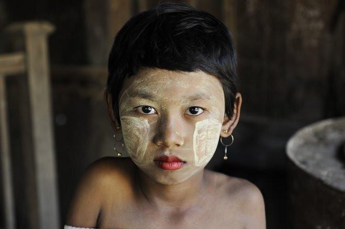 Relativ Portraits d'enfants du monde (75 portraits) - Humour Actualités  VF81