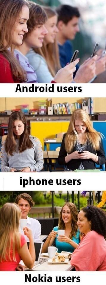 Smartphone players