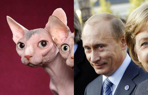Poutine, nouveau tsar de Russie en 9 photos