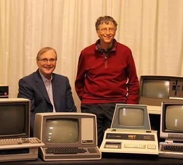 Bill Gates et Paul Allen : 1981-2013