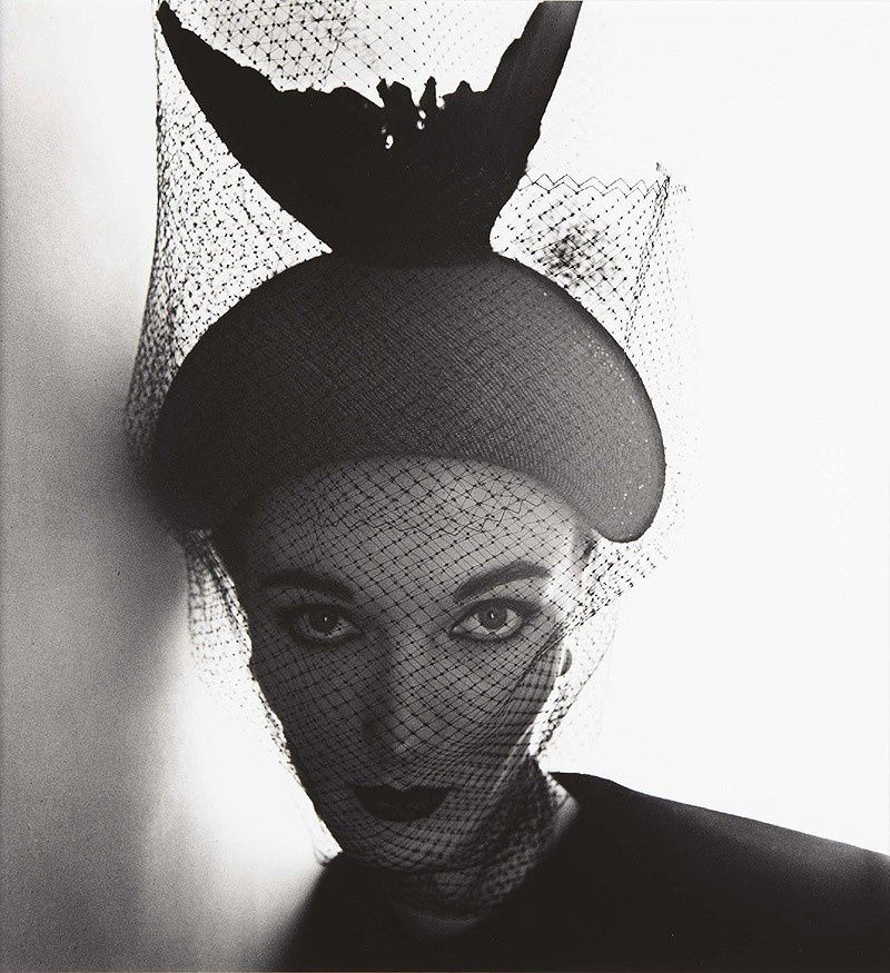 Artiste Photographe Irving Penn (28 photos)