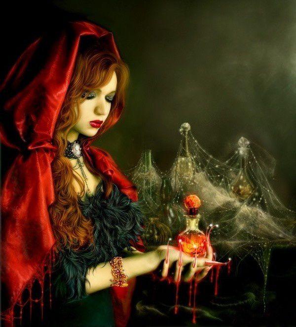 Les magiciennes (25 images)