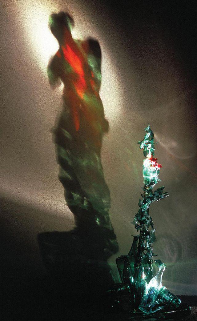 Light Sculptures by Diet Wiegman (voir le détail)