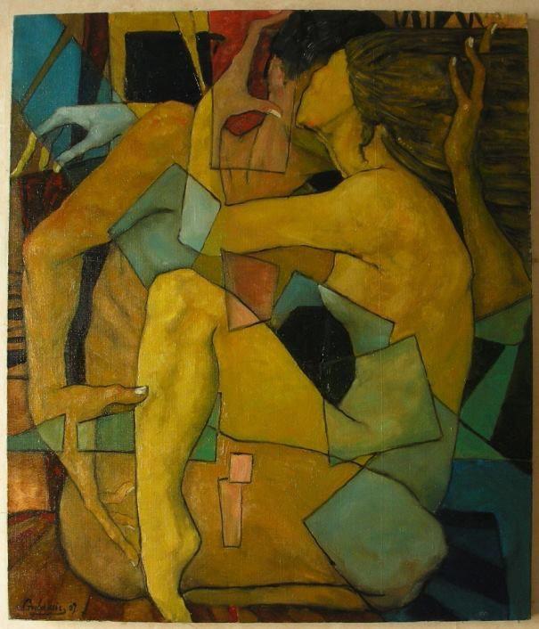 « Le seul vrai langage au monde est un baiser. » (Alfred de Musset)