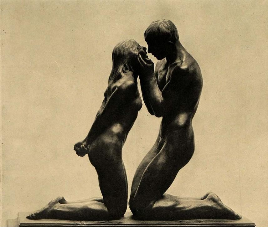 Malvina Hoffman, The Offering, 1920's