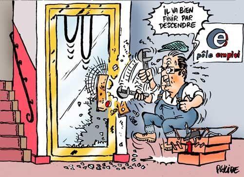 Hollande est persuadé d'inverser la courbe du chômage fin 2013