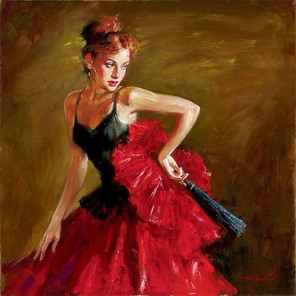 Peintures d'Andrew Atroshenko (24 tableaux)