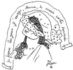 Jean Cocteau en quelques dessins