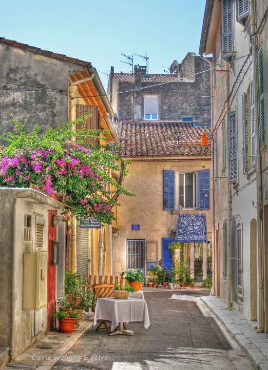 A Cassis (France)