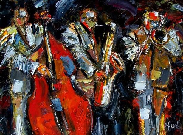 Jazz Love (par Debra Hurd)