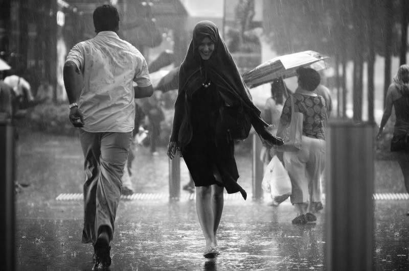 &quot&#x3B;Some people feel the rain. Others just get wet.&quot&#x3B; Bob Dylan