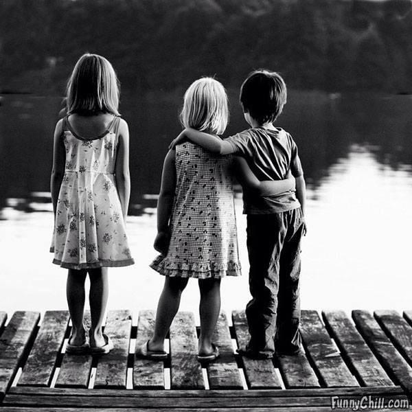 La solitude..