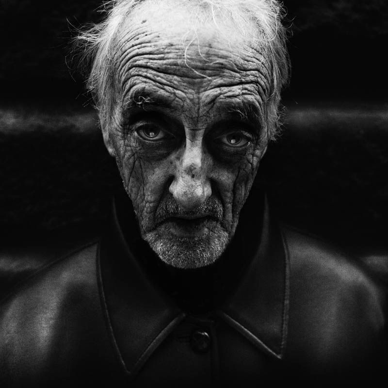 25 Portraits of the Homeless by Lee Jeffries