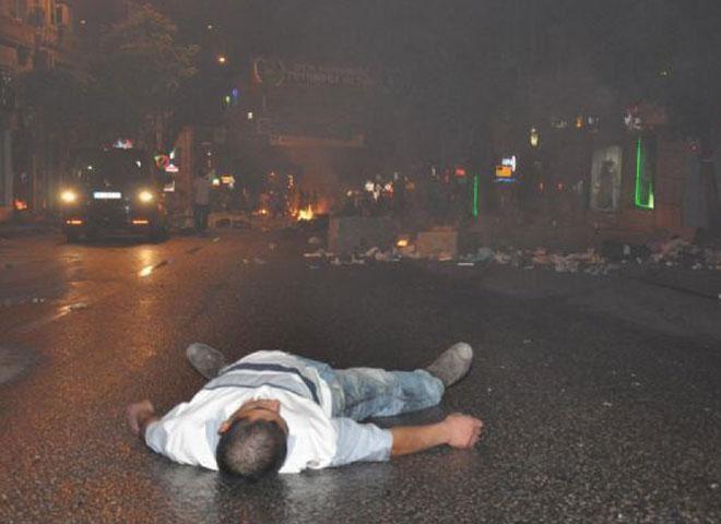 Images spectaculaires des manifestations en Turquie