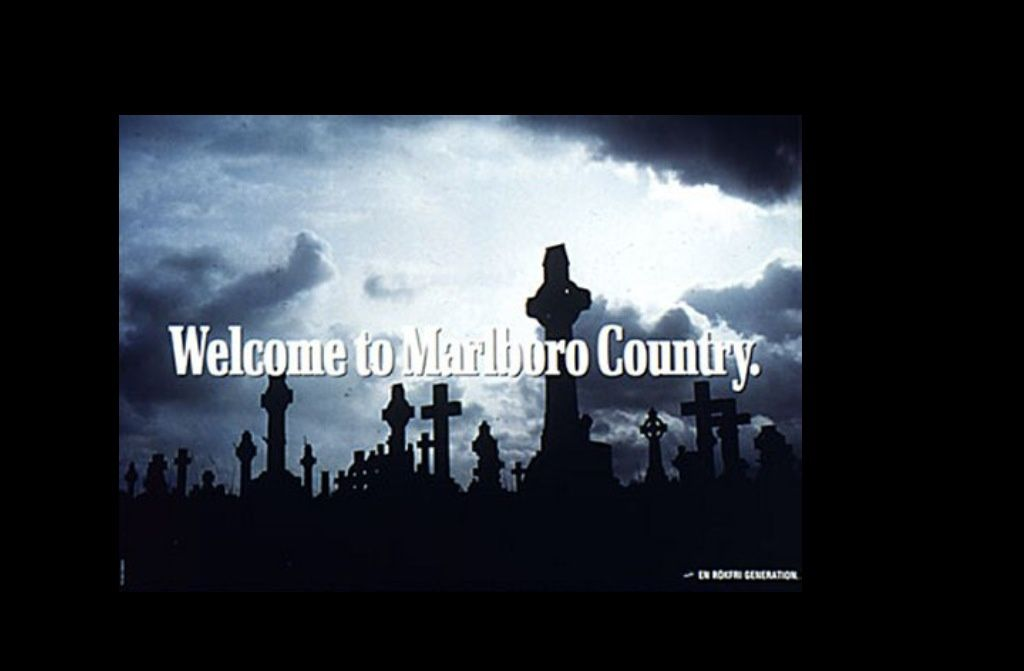 Welcom to Marlboro Country