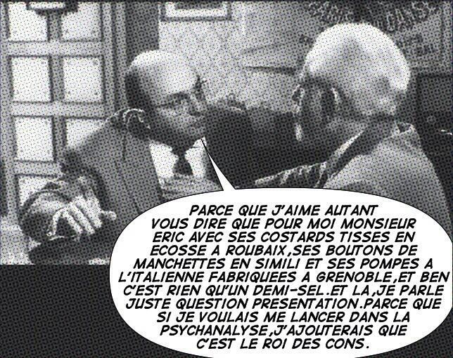 Dialogue inoubliable d'Audiard