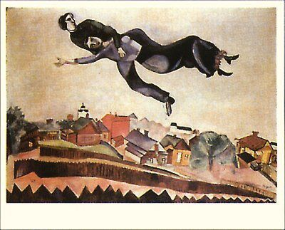 Over the town (Chagall)