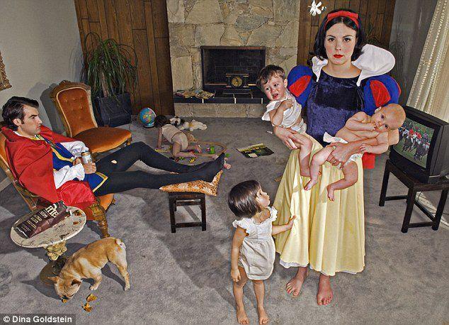 ..... et ils se marièrent et eurent beaucoup d'enfants !