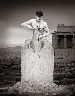 Self Made Man (par Thomas Barbey)