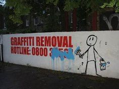 Graffiti Removal Hot Line