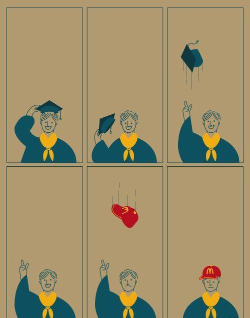 Les études et la crise