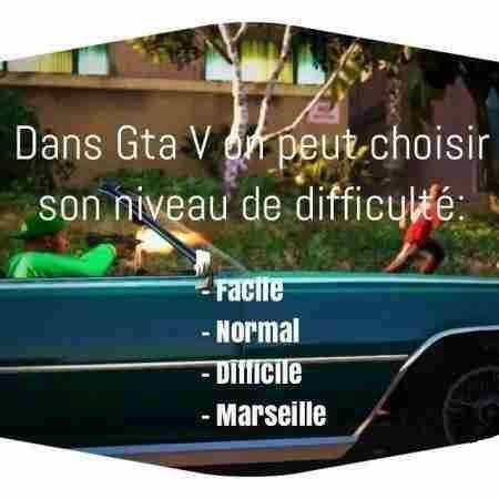 GTA V : les niveaux de difficulté