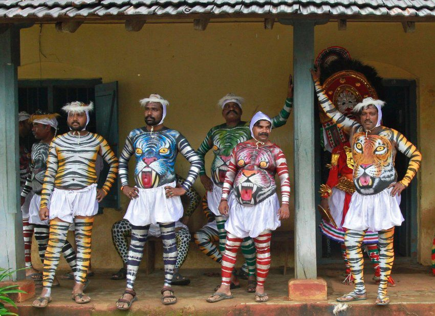 Les &quot&#x3B;Village People&quot&#x3B; indiens