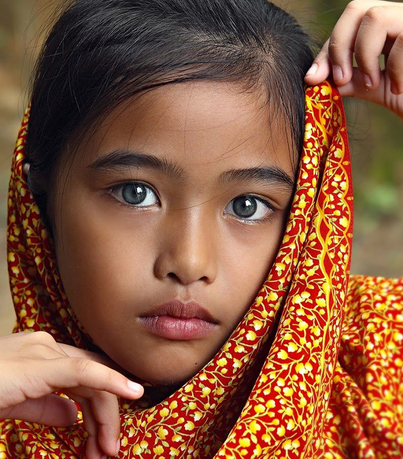 15 Portraits d'enfants