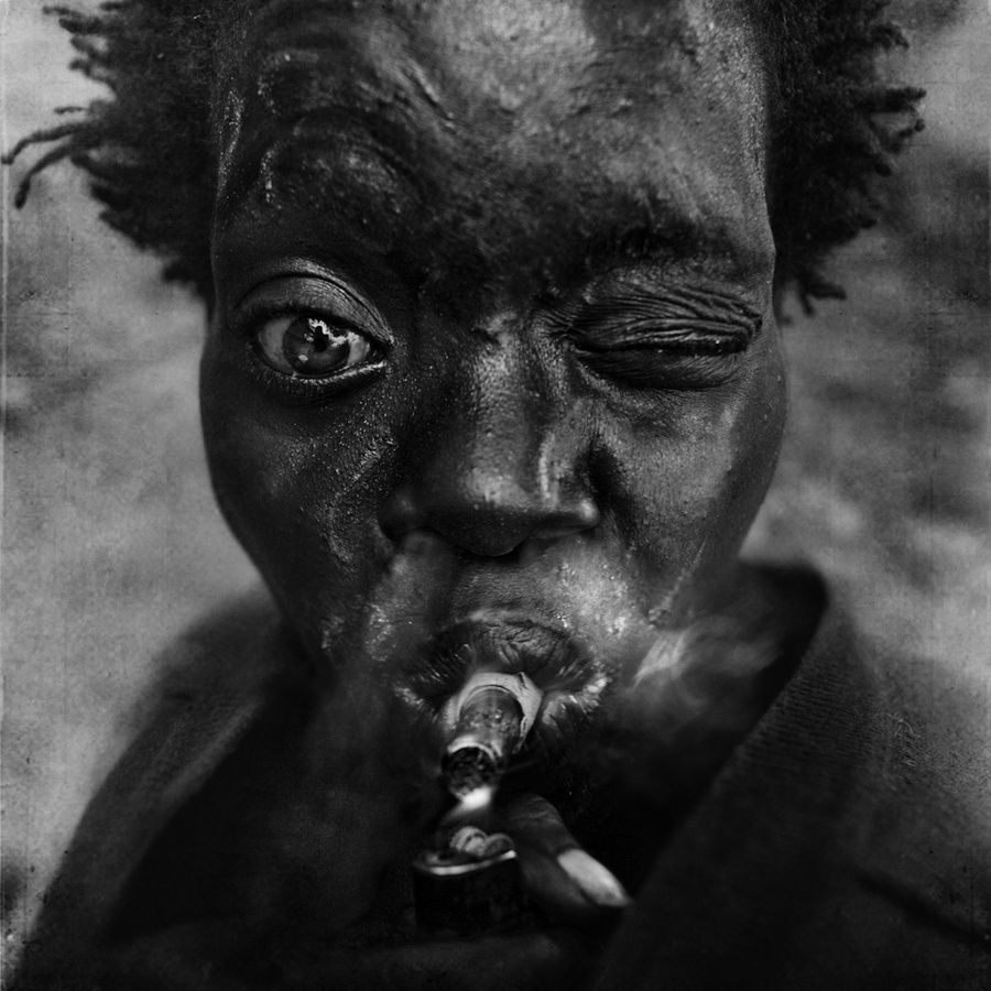 7 Portraits De Sdf Par Le Photographe Lee Jeffries Humour