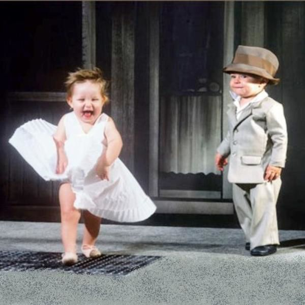 Enfants stars !