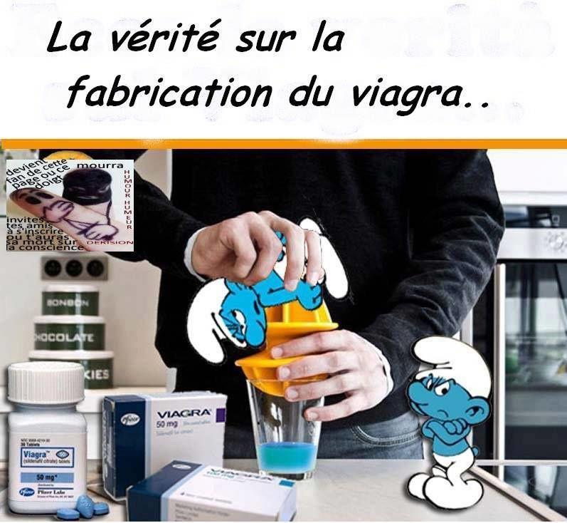 La vérité sur la fabrication du Viagra